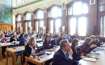 Dubnové setkání evropských expertů nalepší regulaci vPraze